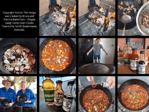 Best camp oven stew