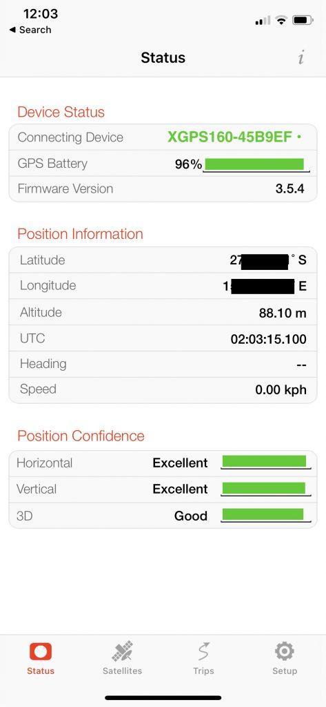 GPS Sky Pro