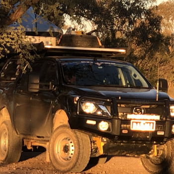 4WD Outback Queensland