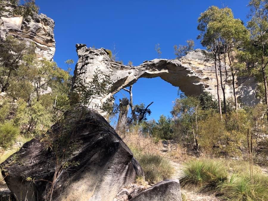 Marlong Arch Mount Moffatt