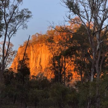 Cathedral Rock Qld