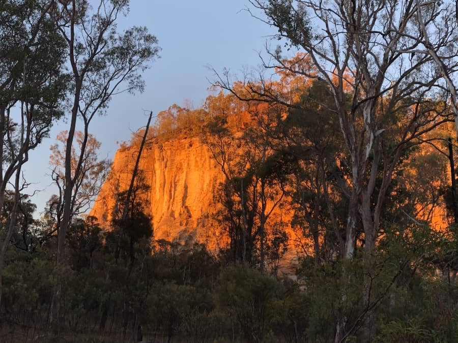 Mount Moffatt Carnavon National Park Camping and 4 WDing