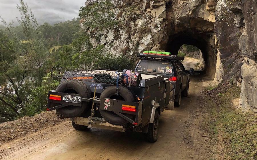Travelling around Australia
