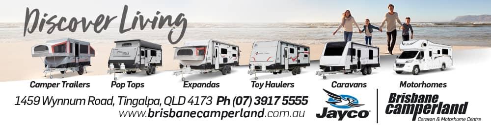 Jayco Caravans Brisbane