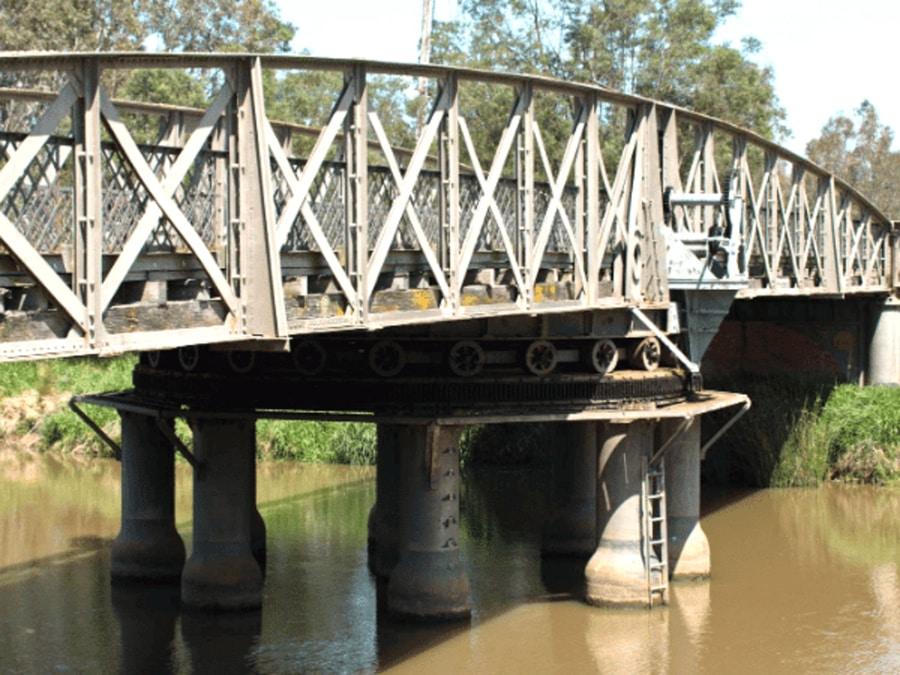 The Best Of Sale - Port Of Sale Swing Bridge