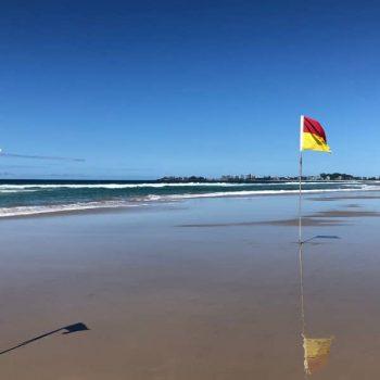 Gold Coast Beach Swim between the Flags