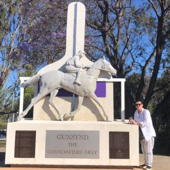 Gunsynd the Goondiwindi Grey