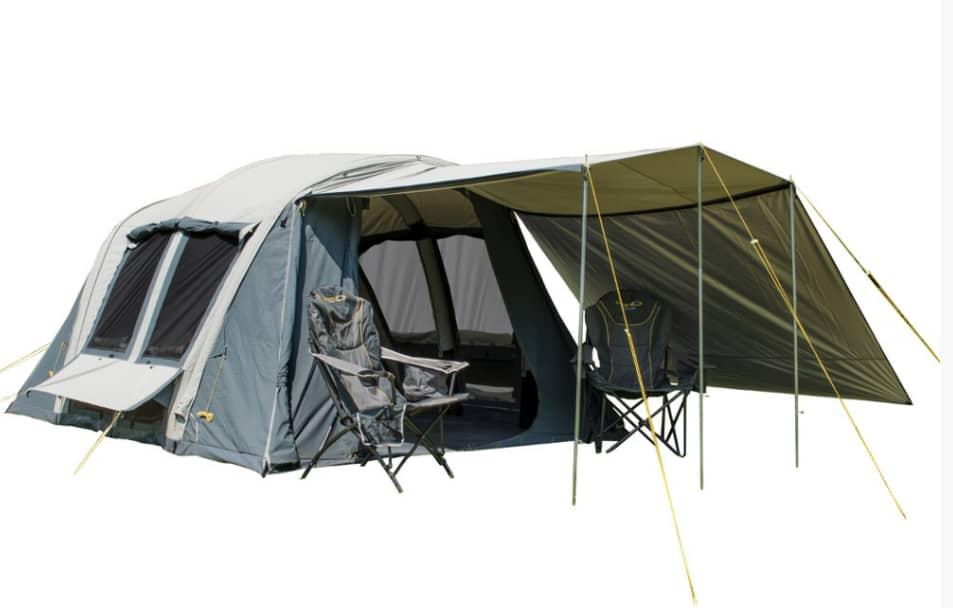 Tents in Australia
