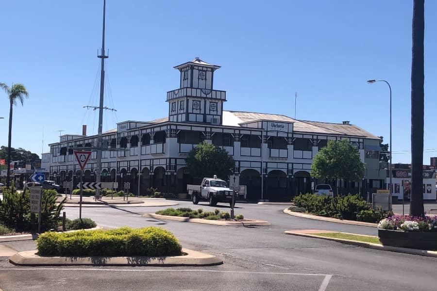 Victoria Hotel Goondiwindi