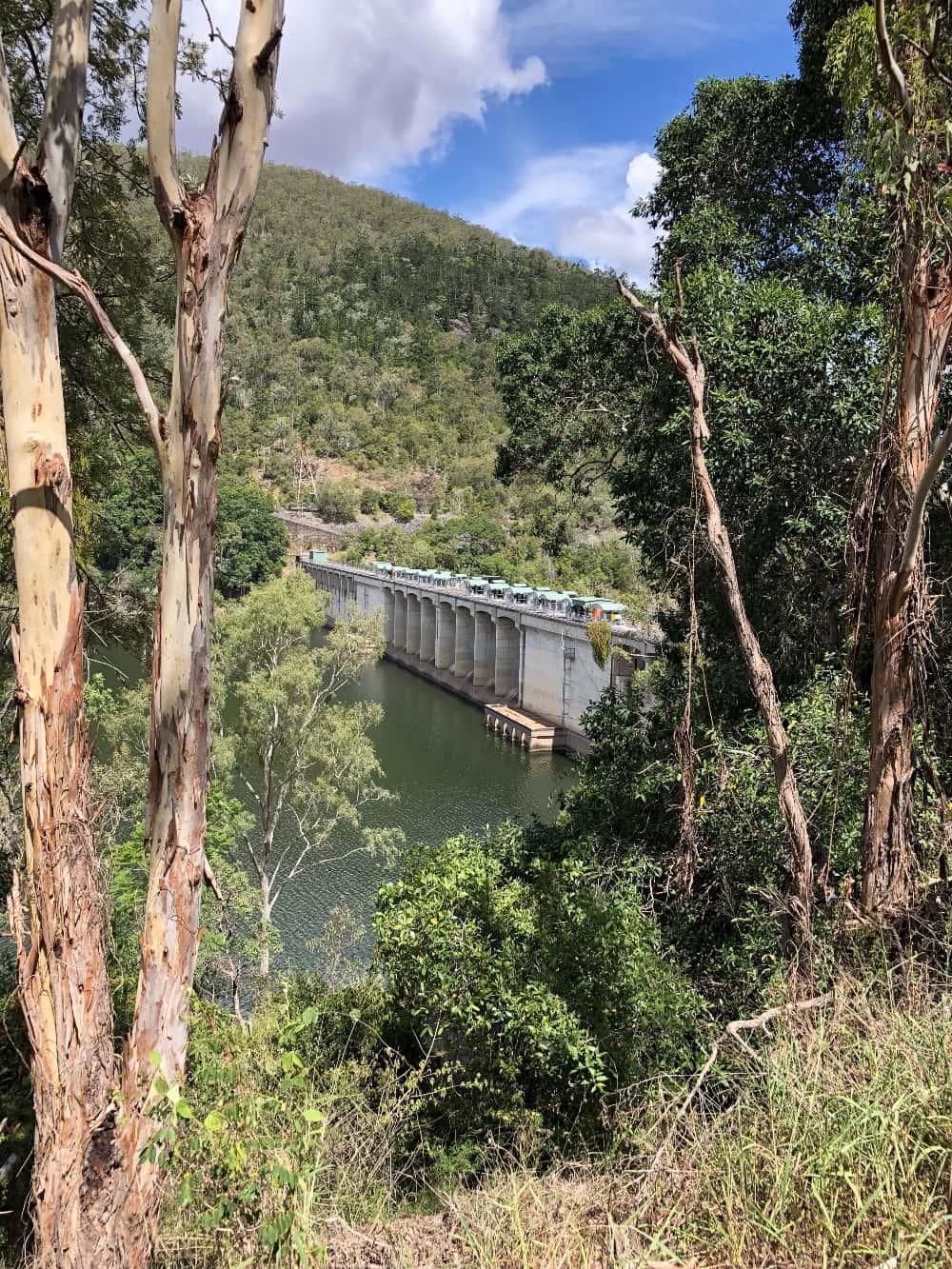 Dam view at Somerset