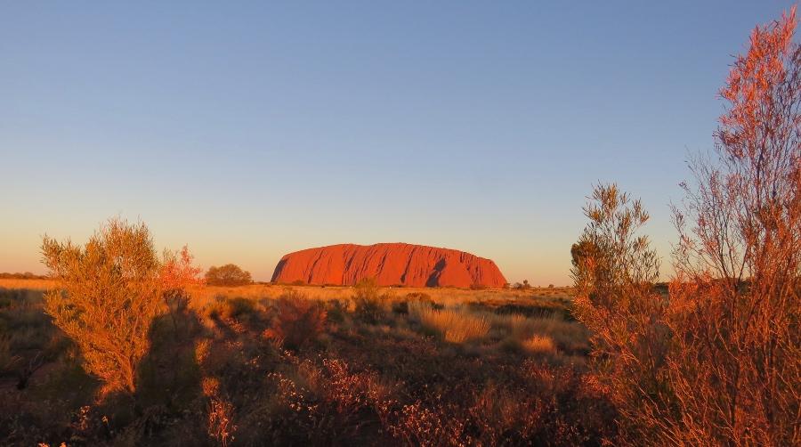 Uluru or Ayers Rock NT Australia