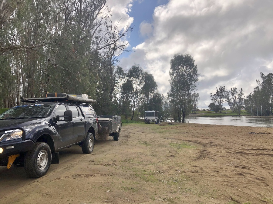 New rules on camping by the river